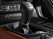 Sólo 1 de cada 5 Corvettes que se venden equipan transmisión manual