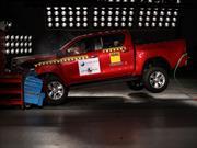 Así les fue a la Toyota Hilux 2016 y Hyundai Gran i10 2016 en la prueba de LatinNCAP