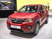 Renault Kwid se presentó en el Salón de Buenos Aires