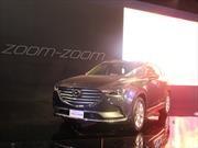 Mazda CX-9 2017, más vanguardista que de costumbre