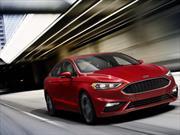 Video: Ford Fusion Sport V6 2017, el mejor auto contra baches