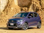 Chevrolet Spark Activ 2017 a prueba