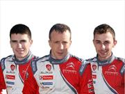 WRC: Citroën Racing presenta a sus pilotos para 2017