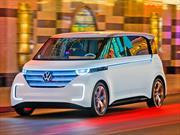 Volkswagen BUDD-e: ¿Anticipos de la próxima Kombi?