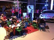 Toyota GAZOO llevó el Dream Car Art Contest a Oberá