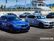 BMW agrega fuerza a sus compactos: los nuevos M140i y M240i