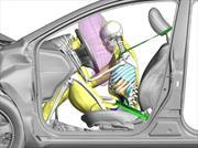Toyota desarrolla dummies infantiles virtuales para pruebas de impacto