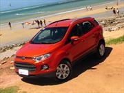 Ford Ecosport TDi ya tiene precio en Argentina