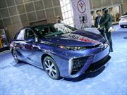 Toyota Mirai 2016, el futuro es el Hidrógeno