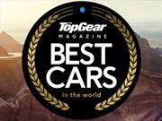 Los mejores automóviles de 2016 según Top Gear Magazine