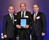Subaru Chile recibe premio por record en ventas