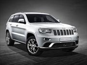 Jeep Grand Cherokee 2014 para Europa