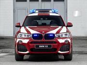 BMW presenta vehículos enfocados a los servicios de emergencia