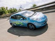 Aumentan la autonomía del Nissan Leaf hasta los 240 km