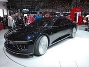 Italdesign Giugiaro GEA Concept, el vehículo autónomo de lujo