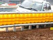 Video: Roller Barrier System, la innovadora barrera de contención surcoreana