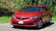 Toyota Camry 2012 llega a México desde $315,100 pesos