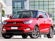 SsangYong Chile incorpora motores Diesel Euro Vl