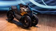 Peugeot Onyx Scooter Concept debuta en el Sal&#243;n de Par&#237;s 2012
