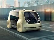 Volkswagen Group Sedric Concept, el autónomo del grupo