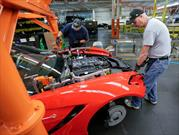 GM invirtió $290 millones de dólares en planta de Bowling Green