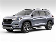 Subaru Ascent Concept, a la conquista de EE.UU.