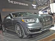 Hyundai Genesis G90 2017, el lujo Coreano