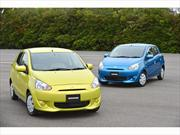 Mitsubishi Mirage/Colt 2012: Nuevo rival para el Toyota Yaris