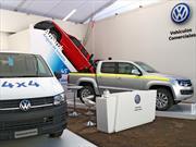 Volkswagen Vehículos Comerciales en Expomin 2016