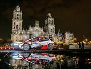 Arranca el Rally Mundial WRC en México