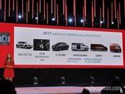 Citroën nos adelanta sus lanzamientos para 2017