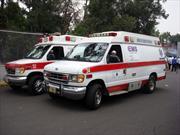 Ambulancia por la radio