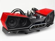iXOOST, una horrenda bocina inspirada en el Lamborghini Aventador