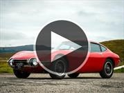 Video: Toyota 2000GT, restaurado y veloz