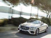 Mercedes-Benz Clase E Cabriolet 2018, lujo a cielo abierto