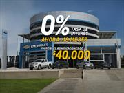 Chevrolet lanza una inaudita campaña de promociones