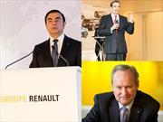 Cambios en la cúpula del Grupo Renault