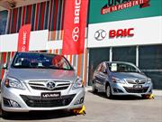 BAIC inaugura oficialmente tienda en Movicenter