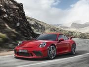 Porsche 911 GT3 2018, un deportivo de otro nivel