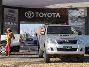 Toyota junto al campo en AgroActiva 2014