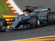 F1 2017 GP de Bélgica: Hamilton descuenta