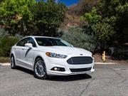 Manejamos el nuevo Ford Mondeo en California