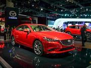 Mazda6 2016, se actualiza el sedán mediano japonés
