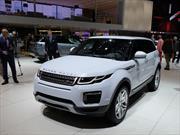 Range Rover Evoque 2016 se presenta