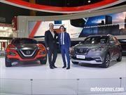Nissan se prepara para conquistar Argentina en el Salón de Buenos Aires 2017