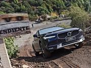 Probando el Volvo V90 Cross Country