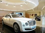 Bentley Mulsanne Majestic una edición especial limitada para Medio Oriente