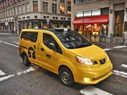 Nissan NV200 2014, el nuevo taxi de N.Y
