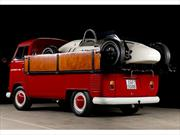 Volkswagen Pick-up para Porsche Fórmula V 1965, la combinación alemana perfecta