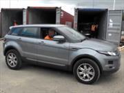 Encuentran en Reino Unido autos robados en Estados Unidos